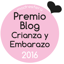 Mejor blog Crianza y embarazo 2016 Madresfera