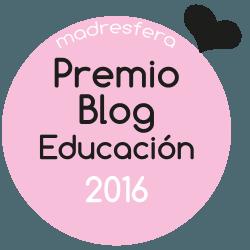Mejor blog Educación 2016 Madresfera