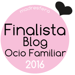 Finalista Ocio en Familia 2016 Madresfera