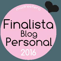 Finalista Personal 2016 Madresfera
