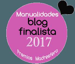 Soy Finalista Premios Madresfera 2017