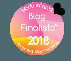 Vlog finalista Premios Madresfera 2018
