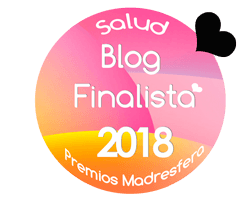 Vlog finalista Premios Madresfera 2018