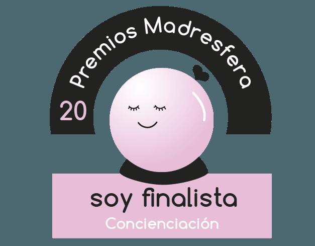 Finalista Premios Madresfera 2019 Concienciación