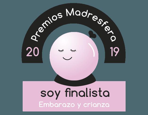 Finalista Premios Madresfera 2019 Embarazo y crianza