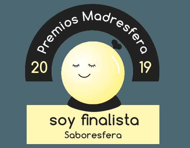 Finalista Premios Madresfera 2019 Saboresfera
